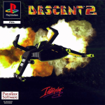 Descent 2 (Playstation PSX)
