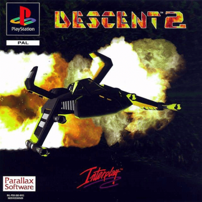 Descent 2 (Playstation PSX)