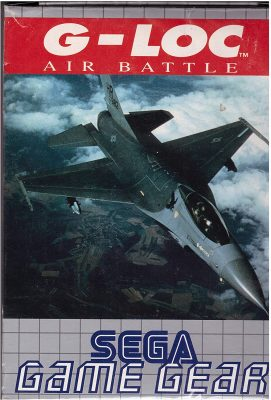 G-Loc Air Battle (Game Gear)