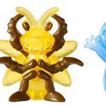 Ghostbusters Ecto Minis Figures (Erin, Rowan Cartoon, Cockroach Ghost)