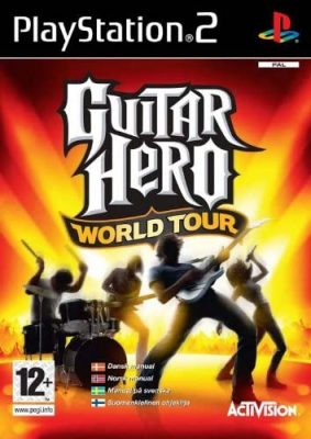Guitar Hero World Tour (PS2) Game Only
