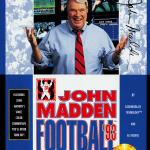 John Madden Football 93 (Genesis) US IMPORT