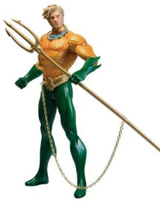 Justice League The New 52 - Aquaman (Action Figure)