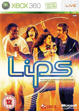 Lips (Xbox 360) No Microphones