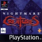Nightmare Creatures (Playstation PSX)