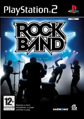 Rock Band Game Only (PS2)