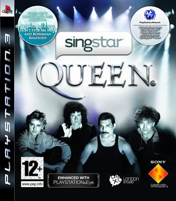 SingStar Queen - PlayStation Eye Enhanced (PS3)