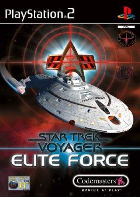 Star Trek Voyager Elite Force (PS2)