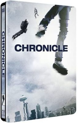 CHRONICLE (STEELBOOK) (Blu-ray)