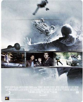 CHRONICLE (STEELBOOK) (Blu-ray) Back