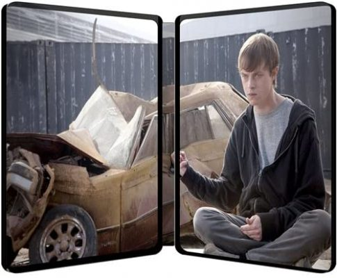 CHRONICLE (STEELBOOK) (Blu-ray) Inside