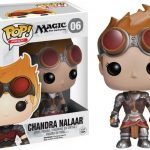 Chandra Nalaar (Magic The Gathering) Pop Vinyl
