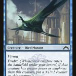 Cloudfin Raptor (Gatecrash) (MTG)