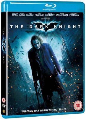 Dark Knight (2 Discs) (Blu-ray)