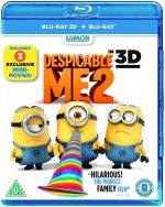 Despicable Me 2 (Blu-ray 3D + Blu-ray)