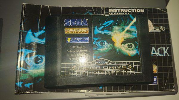 Flashback (Mega Drive)