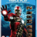 Iron Man 2 Triple Play (Blu-ray)