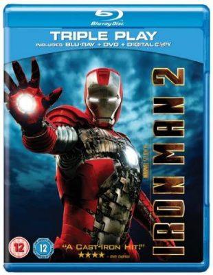 Iron Man 2 Triple Play (Blu-ray)
