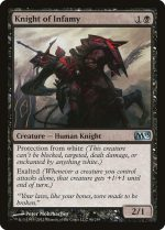 Knight of Infamy (M13) (MTG)