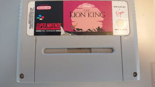 Lion King SNES (Cart Only)