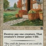 Path of Peace (Portal Second Age) (MTG)