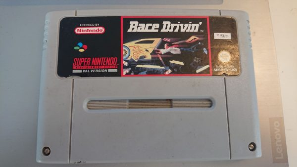 Race Drivin SNES (Cart Only)