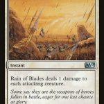 Rain of Blades (M13) (MTG)