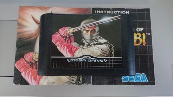 Revenge of Shinobi (Mega Drive)