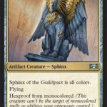 Sphinx of the Guildpact (Ravnica Allegiance) (MTG)