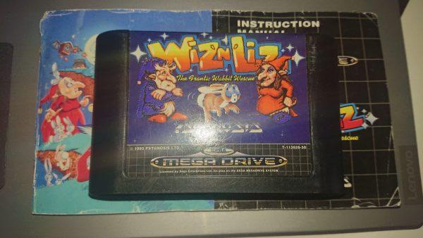 Wiz N Liz (Mega Drive)