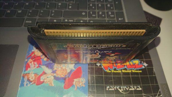 Wiz N Liz (Mega Drive) Cart Only