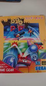 Woody Pop Japanese Import (Game Gear)