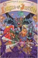 League of Justice #1 Stave One January 1996