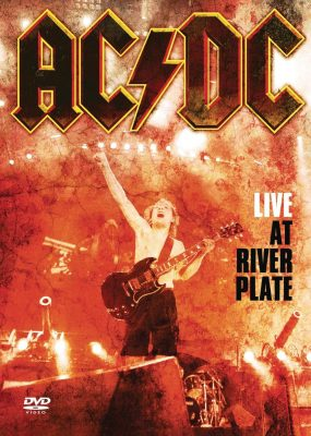 Live At River Plate (DVD) 2009 'Black Ice' (NTSC)