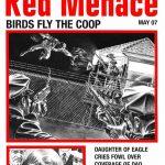 Red Menace #5 May 1 2007