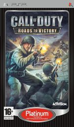 Call of Duty 3 Roads to Victory Platinum (PSP)